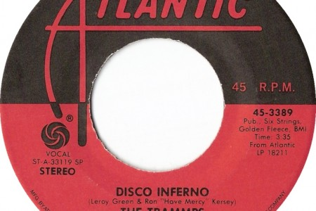 The Tramps – Disco Inferno