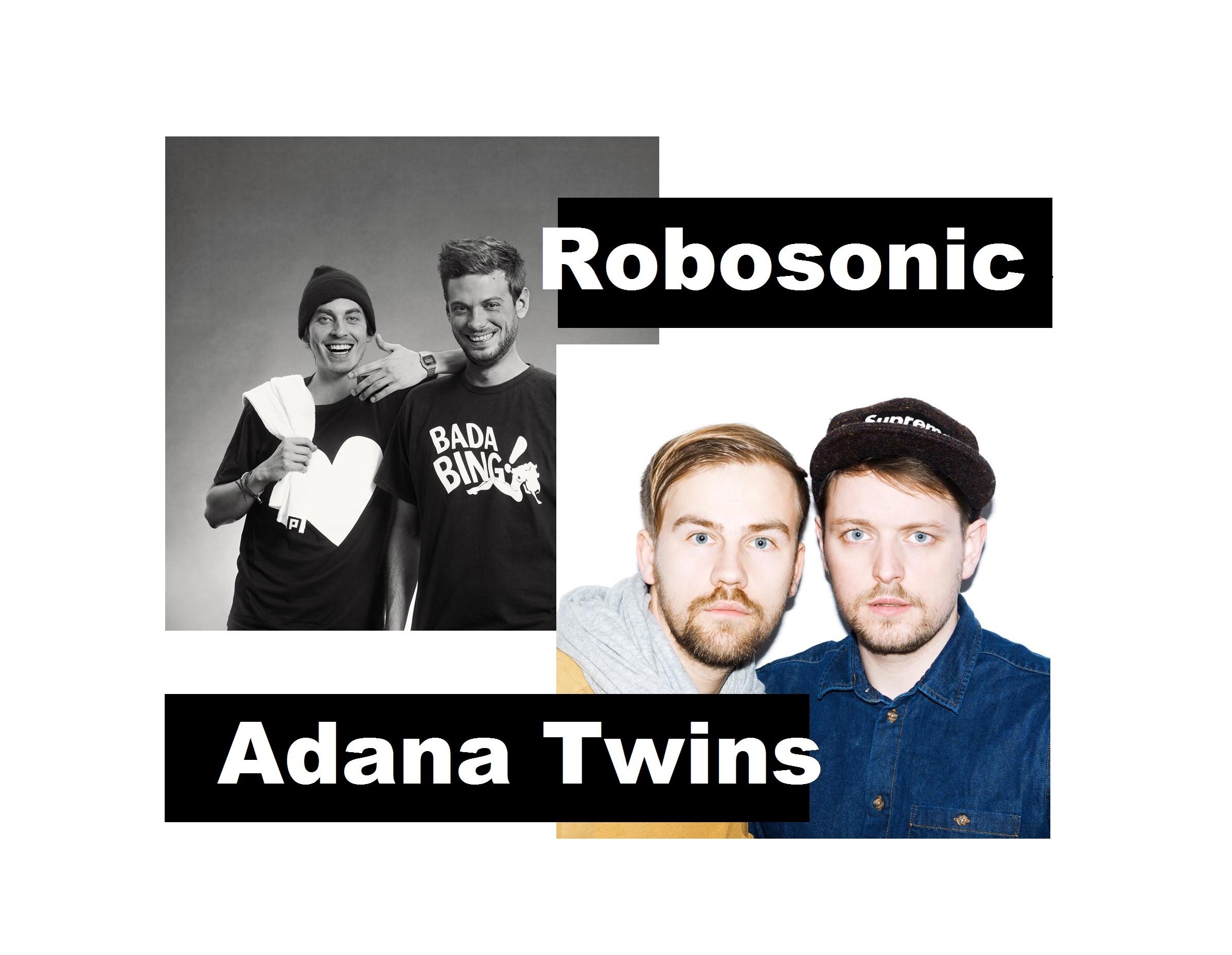 robosonic adana twins la fique