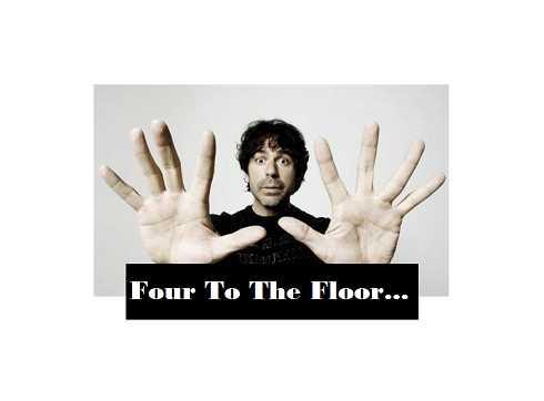 VFR FOUR TO THE FLOOR AGAIN