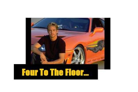 Four To The Floor – Episode 16