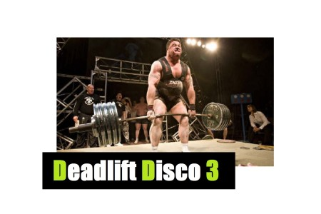 Deadlift Disco – Episode 3