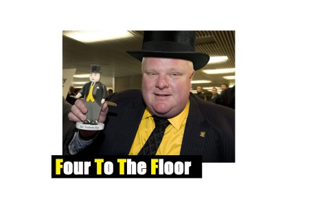 FOUR TO THE FLOOR – Episode 36