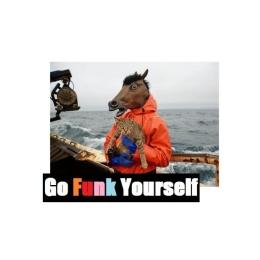 Go Funk Yourself Horse veryfunkyrecords